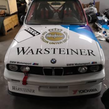 Oklejanie folią BMW